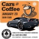 Cars & Coffee at Ace Cafe
