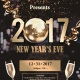 New Year's Eve Party at the Bayou Dance Club