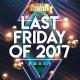 Last Friday of 2017 at Club Prana