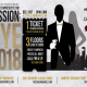 New Years Event 2018 at Lumber Exchange Building