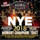 NYE at SoHo Saloon!