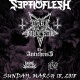 Septicflesh, Dark Funeral, Thy Antichrist and more!