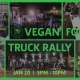 VEGAN Food Truck Rally!