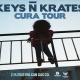 Keys N Krates CURA Tour (Live) at Vulcan Gas Company