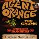 Agent Orange • The Atom Age • The Gazms • Sewerside Bombers •