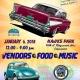 Edge Fest Car show