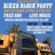 Biker Block Party and Customer Appreciation Day!