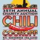 36th Annual SGI Chili Cookoff 2018