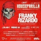 Gasparilla Houseparilla Block Party ft Franky Rizardo Sat Jan 27th at The Hyde Park Cafe