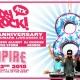 Body Rock ATX: 8 YR Anniversary w/ DJ Numark
