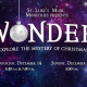 St. Luke's Presents: 'Wonder' a Christmas concert