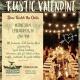 2nd Annual Rustic ValenDine
