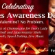 Celebrating Singles Awareness Day!