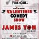 OLE FIRE GRILL 2ND ANNUAL VALENTINES COMEDY SHOW at Olé Fire Grill