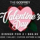 Valentine's Day Dinner at Beach Bar & Restaurant