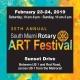 35th Annual South Miami Rotary Art Festival