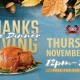 4th Annual Free Thanksgiving Dinner at Two Fish