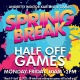 Spring Break at Andretti Indoor Karting & Games Orlando