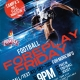 Football Foreplay Friday | Club Prana