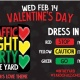 Valentine's Day Traffic Light Party w Trivia Nation
