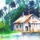 Watercolor Essentials Class at Studios of Cocoa Beach