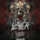 Slayer with Lamb of God, Anthrax, Behemoth, Testament