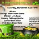 St. Patrick's Day High Tea at Erika's Tea Room & Gifts