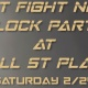 Post Fight Night Block Party