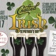 Crafted's Irish St. Patrick's Day | Specialty Menu | $4 Guinness + More!