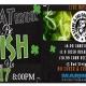 Eat, Drink, & Be Irish St Patty's Marina84 & Jah Steve & The Counter Crew