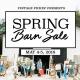 Vintage Pickin' Spring Barn Sale in Fyffe, AL