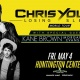 Chris Young: Losing Sleep World Tour 2018