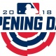 Reds Opening Day 2018