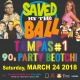 Saved By The Ball: Tampa's #1 '90s Party