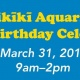 Waikiki Aquarium to Seal-a-brate 114th Birthday