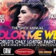 Color Me Wet Paint Party