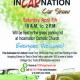 InCARnation Car Show April 7 10am-2pm