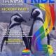 Tampa Pride Kickoff Party at The Florida Aquarium