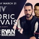 Cedric Gervais & SJRM Miami Music Week LIV - Wed. March 21st