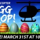Helicopter Easter Egg Drop! FREE!!