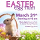 Easter Egg Hunt at APW!