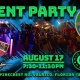 Silent Disco at Bullfrog