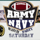 Army vs Navy Watch Party