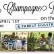 Easter Champagne Brunch & Family Eggstravaganza!