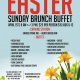 Easter Sunday Brunch Buffet