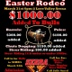 Love Valley Easter Rodeo