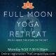 Moonlight Yoga, Fire Ceremony & Meditation
