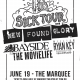 New Found Glory At Marquee Theatre