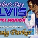 Mother's Day Elvis Gospel Brunch starring Kraig Parker
