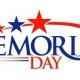 Memorial Day- No School